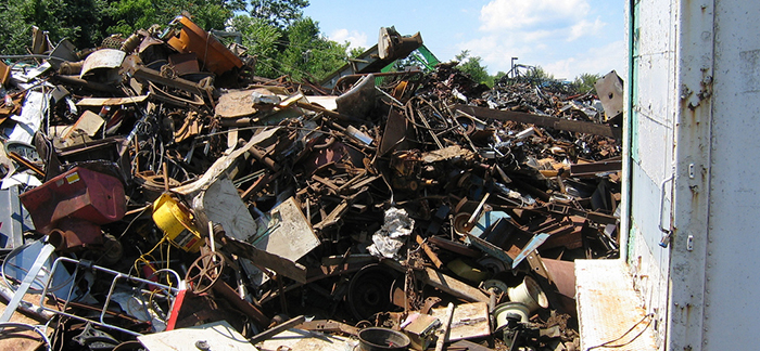 scrap metal assessment