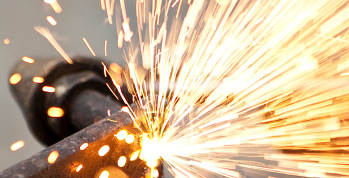 scrap metal removal and torching